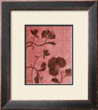La Vie en Rose I Print by Loretta Linza