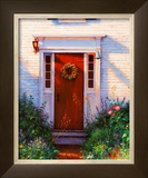 Welcome Home Art by Gretchen Huber Warren
