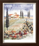 Toscane I Prints by Franz Heigl