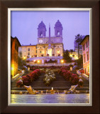 Piazza di Spagna - Rome Posters by John Lawrence
