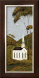 Country Panel I, Church Art by Warren Kimble