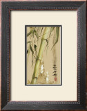 Oriental Junco V Art by  Paz
