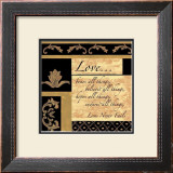 Words to Live By: Love Prints by Debbie DeWitt