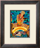 The Luau Prints by Frank MacIntosh
