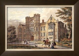 Breton Hall Print