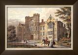Breton Hall Print