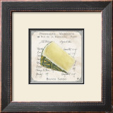 Fromages II Prints by Ginny Joyner