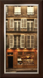 Boulangerie Prints by Jim Chamberlain