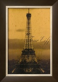 Tour Eiffel Art by Marilu Windvand