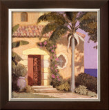 Calle Ensenada Prints by William Buffett
