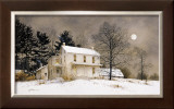 Wolf Moon Posters by Ray Hendershot