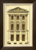 Architectural Facade I Print by Jean Deneufforge