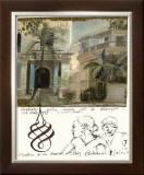 Vedado, La Havane Prints by Fabienne Jouvin