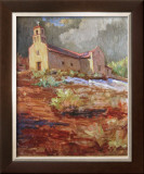 Santuario de Guadalupe Prints by Ron Barsano
