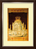 Architectural B.C. Prints by Otto Wagner