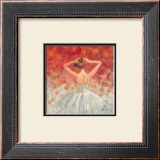 Ballet Practice I Print by Patrick Mcgannon