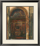 La Porta V Poster by  Augustine (Joseph Grassia)
