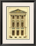 Architectural Facade I Posters by Jean Deneufforge