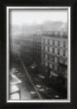 View from the Window in Paris, Buildings Prints by Manabu Nishimori
