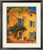 Inn Prints by Liliane Fournier