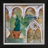 An Italian Garden IV Prints by M. Patrizia