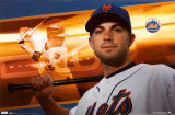 New York Mets - David Wright Photo