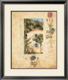 Country Wildflowers II Prints by Elizabeth Jardine