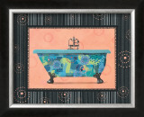 Retro Tub II Prints by Pamela Smith