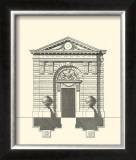 Parisian Facade III Prints by Jean Deneufforge