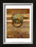 Handles on Gold I Print by Patty Q.