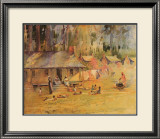 The Plantation Settlement Prints by Alice Huger Smith