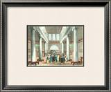 Stock Exchange Prints by Melville Gilbert