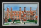St. John's College, Cambridge Art by Peter French