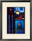 Artist's Streets of Cuba Framed Giclee Print by Charles Glover