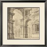 Portico Antico I Posters by Maurizio Bartolomeo