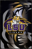 Louisiana State University Tigers Prints