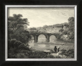 Canoby Bridge Prints by J. Greig