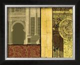 Classical Details Print by Karl Rattner
