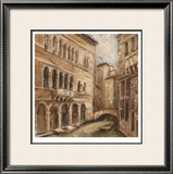 Canal View IV Limited Edition Framed Print by Ethan Harper