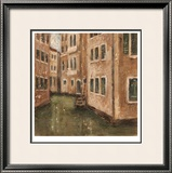 Canal View III Limited Edition Framed Print by Ethan Harper
