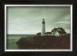 Lighthouse at Sunset Prints