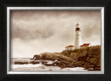 Portland Light Print by Douglas Brega