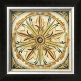 Crackled Cloisonne Tile I Prints by Chariklia Zarris