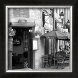 Cafe Creme de la Creme Posters by Carl Ellie