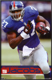 New York Giants - Brandon Jacobs Prints
