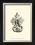Wrought Iron Door Knocker II Prints