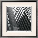 Architectural Detail II Limited Edition Framed Print by Anthony Tahlier