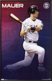 Minnesota Twins - Joe Mauer Posters