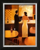 Cafe Vino I Posters by Robert Smith