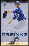 Kansas City Royals - Zack Greinke Prints